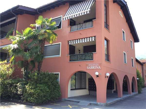 Ferienhaus Residenza Sabrina 09, Ascona, Lago Maggiore (CH), Tessin, Schweiz, Bild 14