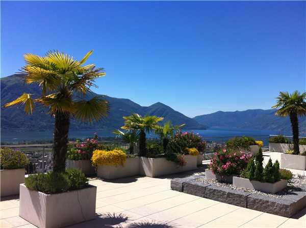 Ferienwohnung Collina d'Oro , Orselina, Lago Maggiore (CH), Tessin, Schweiz, Bild 11