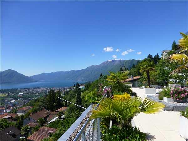 Ferienwohnung Collina d'Oro , Orselina, Lago Maggiore (CH), Tessin, Schweiz, Bild 10