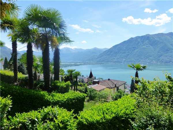 Ferienwohnung Collina d'Oro , Orselina, Lago Maggiore (CH), Tessin, Schweiz, Bild 13