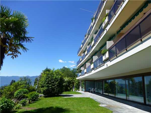 Ferienwohnung Collina d'Oro , Orselina, Lago Maggiore (CH), Tessin, Schweiz, Bild 14