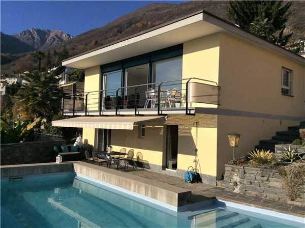 Ferienhaus Casa Lucciola, Contra, Lago Maggiore (CH), Tessin, Schweiz, Bild 2