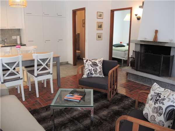 Ferienhaus 'Casa Hella' im Ort Lavertezzo
