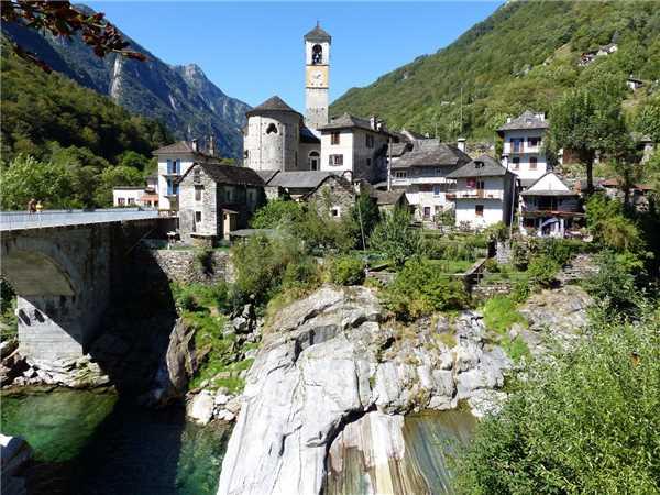 Ferienhaus Casa Hella, Lavertezzo, Verzascatal, Tessin, Schweiz, Bild 17