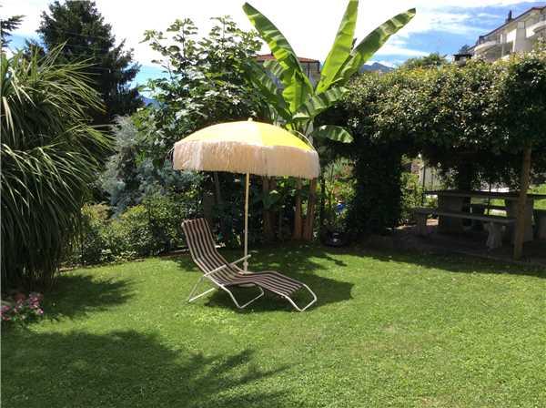 Ferienhaus 'Casa Carina ****' im Ort Locarno
