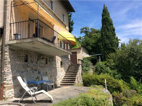 Ferienhaus Bellaterra A, Orselina, Lago Maggiore (CH), Tessin, Schweiz, Bild 19
