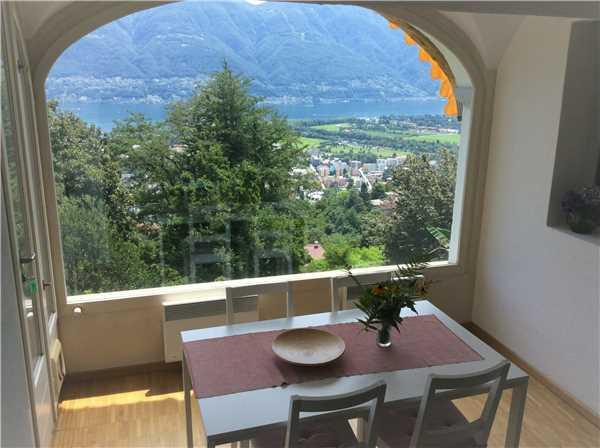 Ferienhaus Bellaterra A, Orselina, Lago Maggiore (CH), Tessin, Schweiz, Bild 17