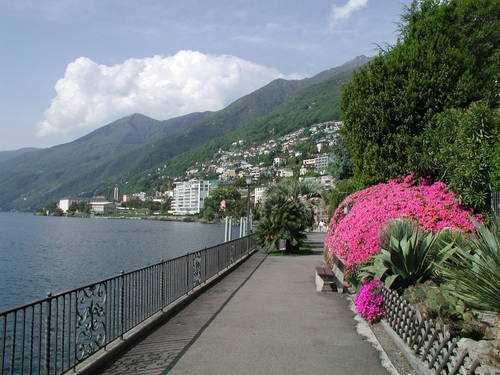 Ferienwohnung Anja, Brissago, Lago Maggiore (CH), Tessin, Schweiz, Bild 16