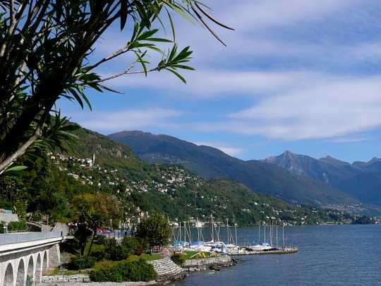Ferienwohnung Anja, Brissago, Lago Maggiore (CH), Tessin, Schweiz, Bild 17