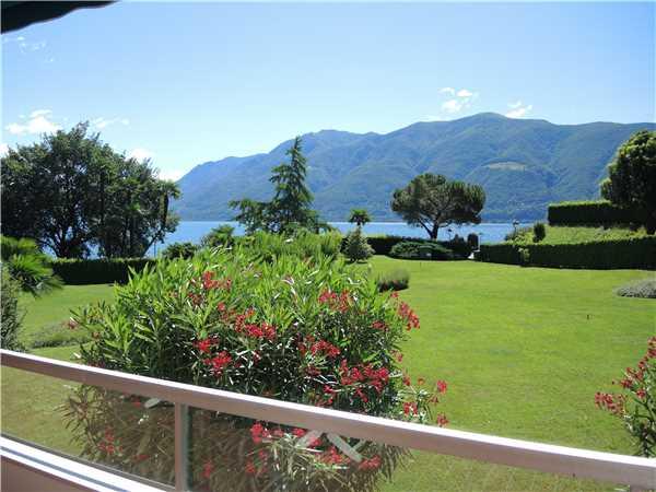 Ferienwohnung Anja, Brissago, Lago Maggiore (CH), Tessin, Schweiz, Bild 2