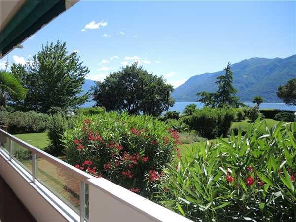 Ferienwohnung Anja, Brissago, Lago Maggiore (CH), Tessin, Schweiz, Bild 12