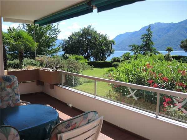 Ferienwohnung Anja, Brissago, Lago Maggiore (CH), Tessin, Schweiz, Bild 11