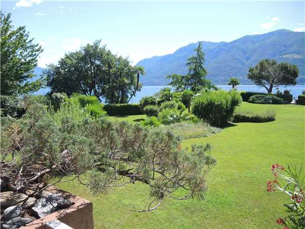 Ferienwohnung Anja, Brissago, Lago Maggiore (CH), Tessin, Schweiz, Bild 14