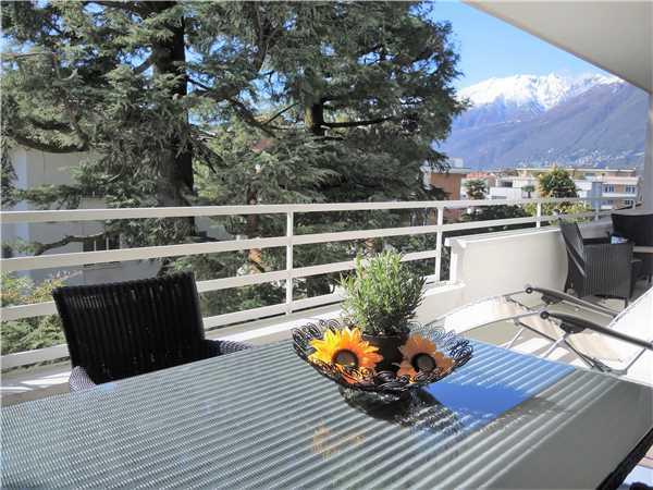 Ferienwohnung 'Golf Parco' im Ort Ascona