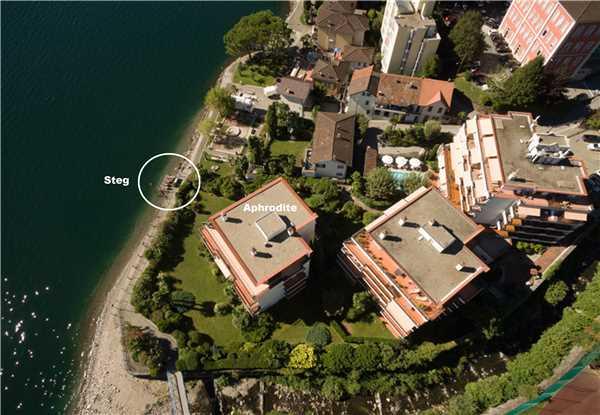 Ferienwohnung Aphrodite, Brissago, Lago Maggiore (CH), Tessin, Schweiz, Bild 18