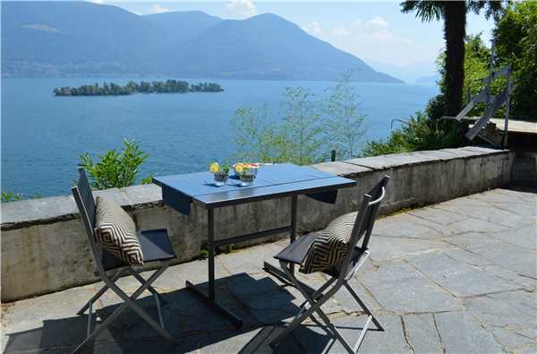 Ferienhaus Casa Rondine, Porto Ronco, Lago Maggiore (CH), Tessin, Schweiz, Bild 5
