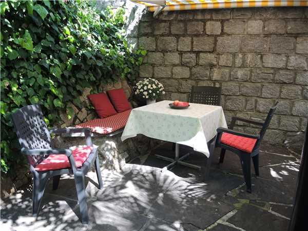 Ferienwohnung 'Nibbio attico' im Ort Minusio