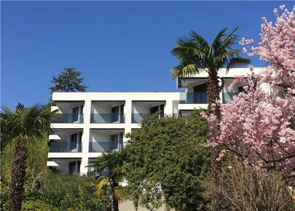 Ferienwohnung 'Fiore Rosa' im Ort Ascona