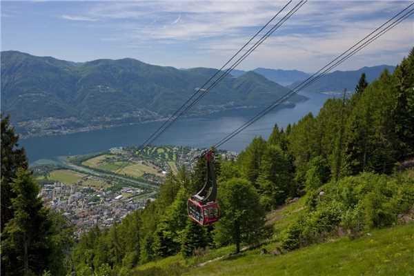 Ferienwohnung Attikawohnung Luciana, Locarno-Minusio, Lago Maggiore (CH), Tessin, Schweiz, Bild 13