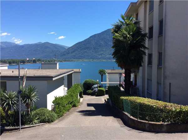 Ferienwohnung Attikawohnung Luciana, Locarno-Minusio, Lago Maggiore (CH), Tessin, Schweiz, Bild 10