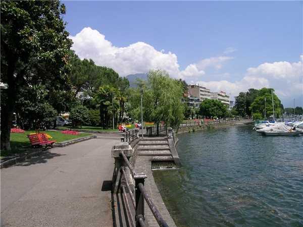Ferienwohnung Attikawohnung Luciana, Locarno-Minusio, Lago Maggiore (CH), Tessin, Schweiz, Bild 11