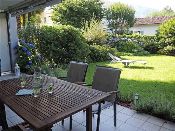Ferienwohnung 'Ortensia' im Ort Ascona