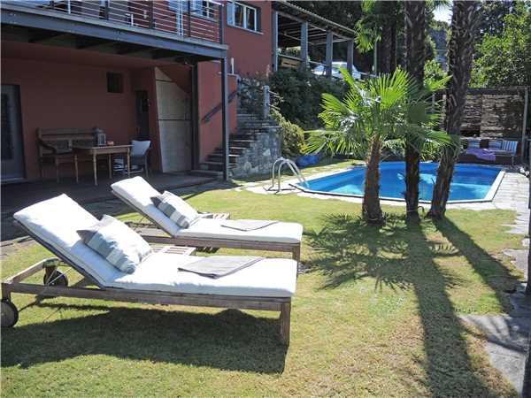 Ferienhaus Casa Gioia, Gerra  Gambarogno, Lago Maggiore (CH), Tessin, Schweiz, Bild 2