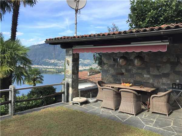 Ferienhaus Casa Gioia, Gerra  Gambarogno, Lago Maggiore (CH), Tessin, Schweiz, Bild 26