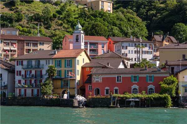 Ferienhaus Casa Gioia, Gerra  Gambarogno, Lago Maggiore (CH), Tessin, Schweiz, Bild 27