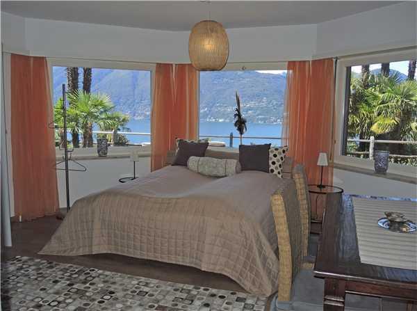 Ferienhaus Casa Gioia, Gerra  Gambarogno, Lago Maggiore (CH), Tessin, Schweiz, Bild 11