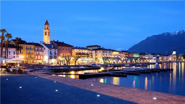 Ferienwohnung Verena , Ascona, Lago Maggiore (CH), Tessin, Schweiz, Bild 9