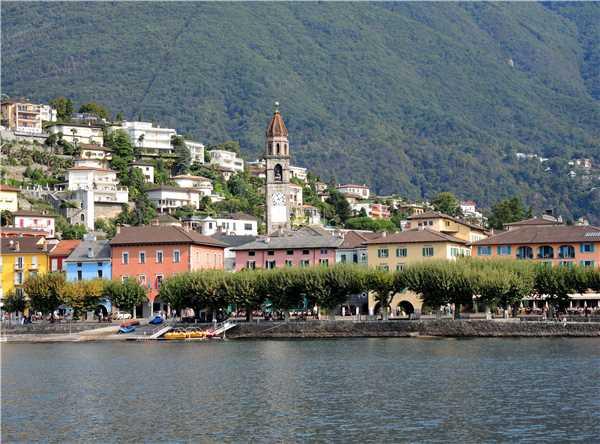 Ferienwohnung Verena , Ascona, Lago Maggiore (CH), Tessin, Schweiz, Bild 25