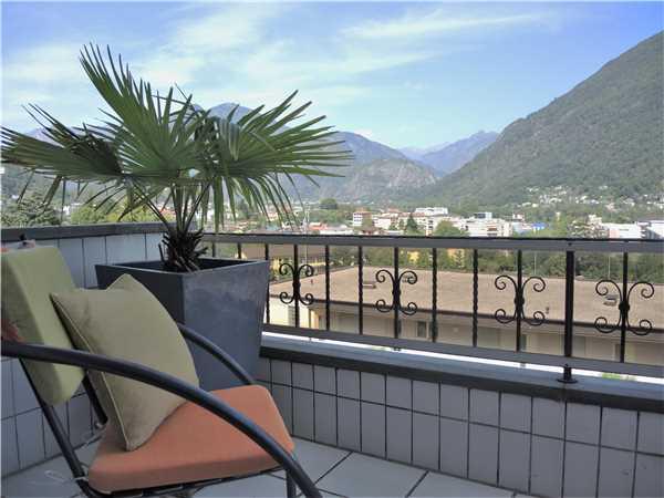 Ferienwohnung Verena , Ascona, Lago Maggiore (CH), Tessin, Schweiz, Bild 12