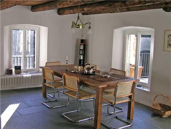 Ferienhaus 'Pastificio Vecchio' im Ort Cavigliano