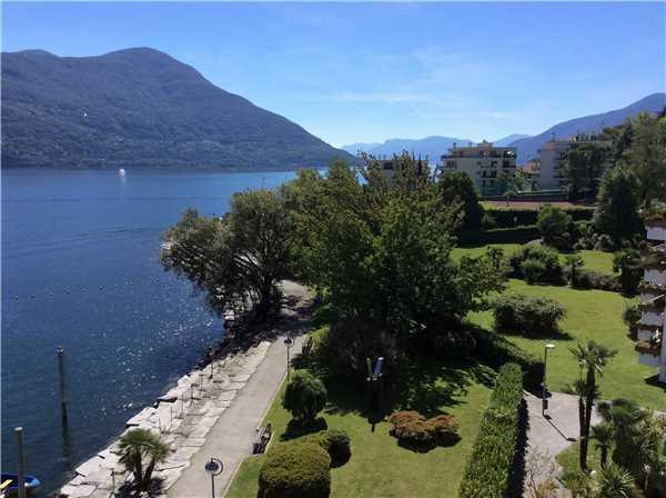 Ferienwohnung Monte Carlo, Brissago, Lago Maggiore (CH), Tessin, Schweiz, Bild 10