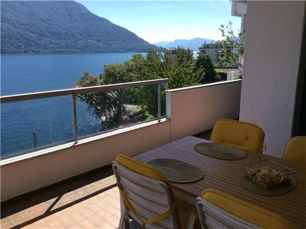 Ferienwohnung Monte Carlo, Brissago, Lago Maggiore (CH), Tessin, Schweiz, Bild 9