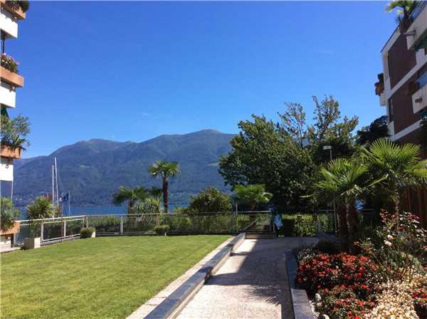 Ferienwohnung Monte Carlo, Brissago, Lago Maggiore (CH), Tessin, Schweiz, Bild 11