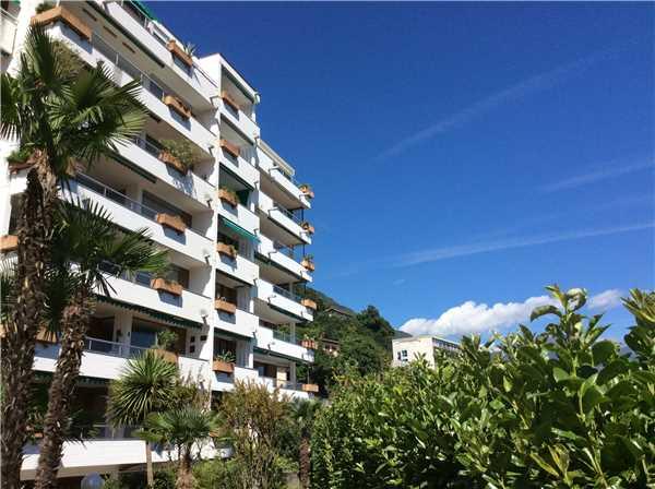 Ferienwohnung Monte Carlo, Brissago, Lago Maggiore (CH), Tessin, Schweiz, Bild 12