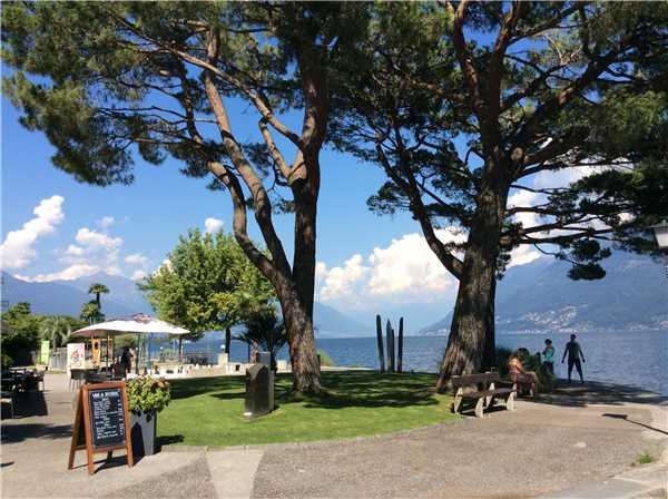 Ferienwohnung Monte Carlo, Brissago, Lago Maggiore (CH), Tessin, Schweiz, Bild 19