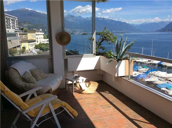 Ferienwohnung Monte Carlo, Brissago, Lago Maggiore (CH), Tessin, Schweiz, Bild 8
