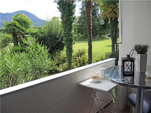 Ferienwohnung San Remo, Brissago, Lago Maggiore (CH), Tessin, Schweiz, Bild 8