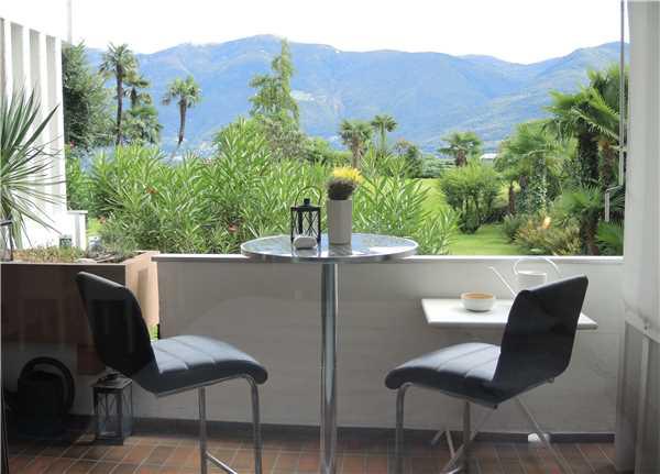 Ferienwohnung 'San Remo' im Ort Brissago