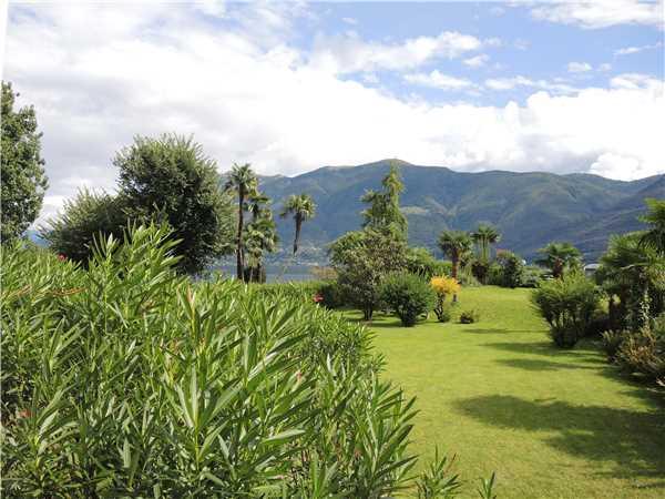 Ferienwohnung San Remo, Brissago, Lago Maggiore (CH), Tessin, Schweiz, Bild 9