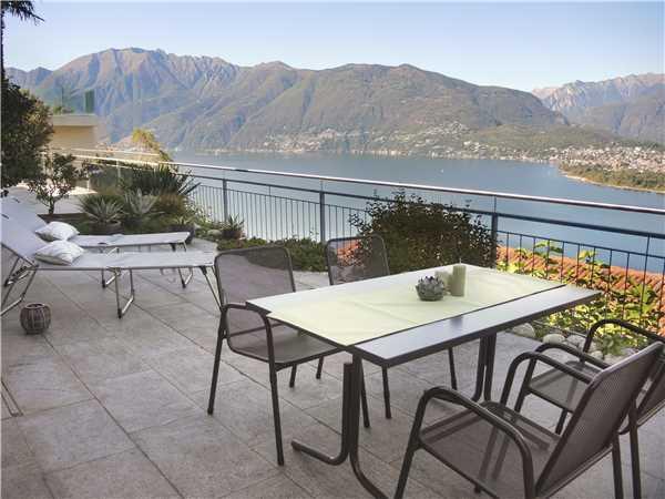 Ferienwohnung Siesta, Vairano, Lago Maggiore (CH), Tessin, Schweiz, Bild 14