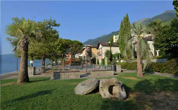 Ferienhaus Casa Felice, Brissago, Lago Maggiore (CH), Tessin, Schweiz, Bild 11