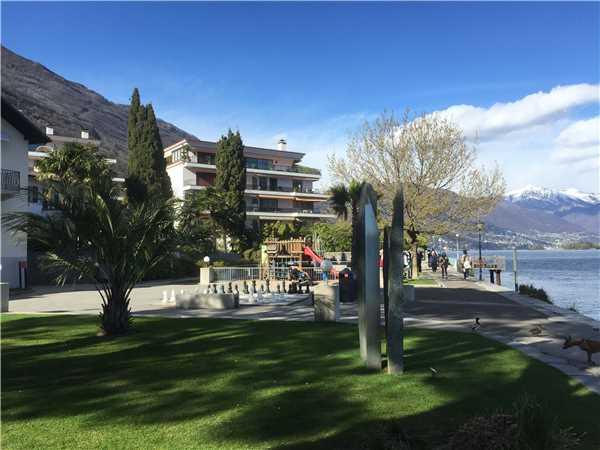 Ferienhaus Casa Felice, Brissago, Lago Maggiore (CH), Tessin, Schweiz, Bild 20