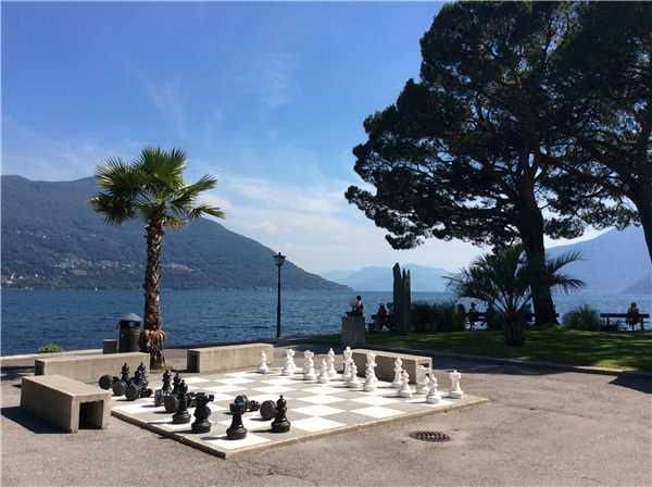 Ferienhaus Casa Felice, Brissago, Lago Maggiore (CH), Tessin, Schweiz, Bild 14