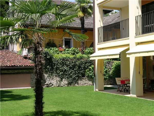 Ferienwohnung 'Al Campanile ****' im Ort Ascona