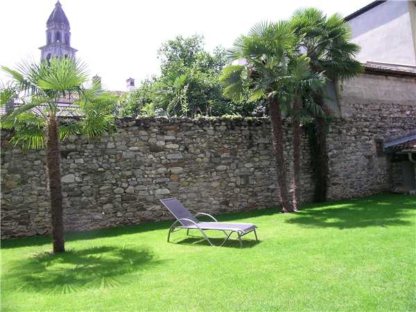 Holiday apartment Al Campanile ****, Ascona, Lake Maggiore (CH), Ticino, Switzerland, picture 19