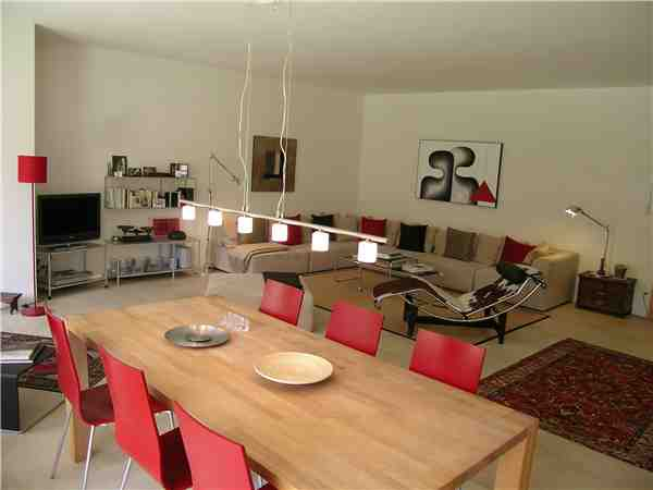 Holiday apartment Al Campanile ****, Ascona, Lake Maggiore (CH), Ticino, Switzerland, picture 9